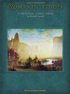 Randall Hartsell: Romantic Etudes: Piano