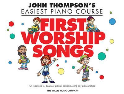 Glenda Austin: First Worship Songs: Piano or Keyboard
