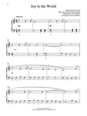 Carolyn Miller: Merry Christmas!: Piano or Keyboard