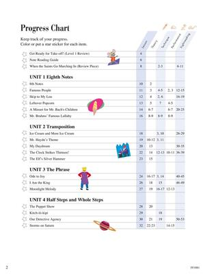 Nancy Faber: Piano Adventures Lesson Book Level 2A: Piano or Keyboard