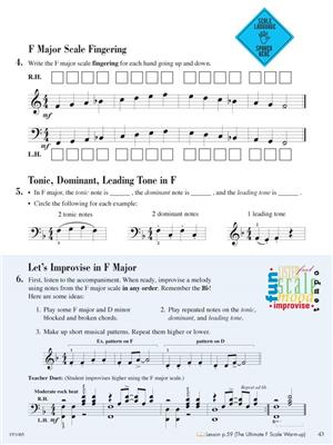Piano Adventures: Theory Book - Level 2B