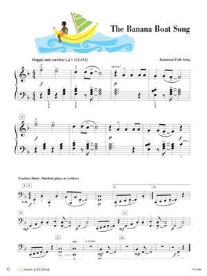 Piano Adventures: Performance Book - Level 2B