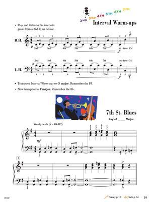 Piano Adventures: Lesson Book - Level 3A