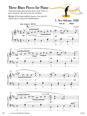 Piano Adventures Level 4 - Performance Book