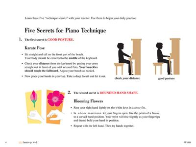 Piano Adventures Technique & Artistry Primer 2ndEd
