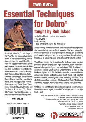 Essential Techniques for Dobro«