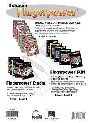 Fingerpower½ Lev 2 (rev): Piano or Keyboard