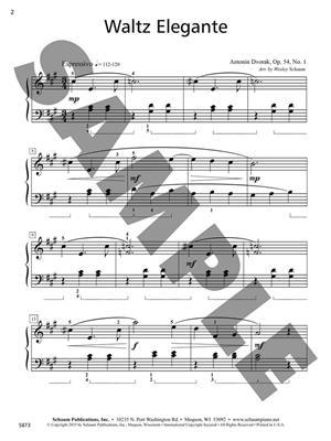 Waltz Elegante: Piano