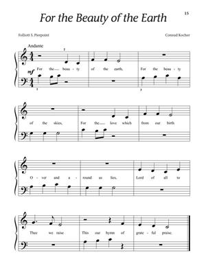 Sacred Solos: Piano