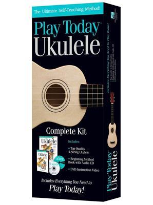 Play Ukulele Today! Complete Kit: Ukulele