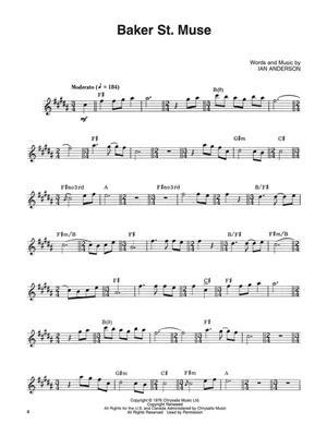 Ian Anderson: Jethro Tull - Flute Solos: Flute Solo