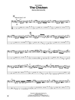 Jaco Pastorius: The Essential Jaco Pastorius: Bass Guitar