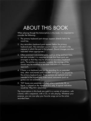 Carole King: The Carole King Keyboard Book: Keyboard