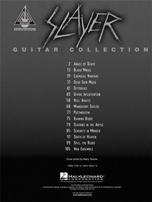 Slayer: Slayer - Guitar Collection: Guitar