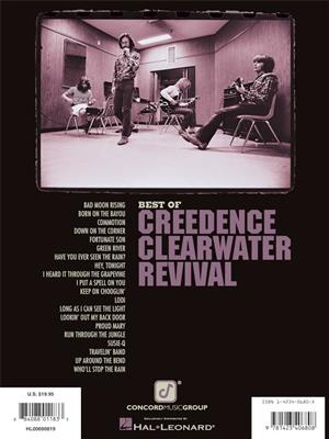 Creedence Clearwater Revival: Best Of Creedence Clearwater Revival: Guitar or Lute