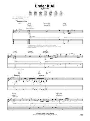 Steve Vai: Steve Vai: Guitar