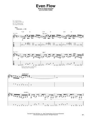 Pearl Jam: Pearl Jam - Ten (Updated Edition): Guitar or Lute