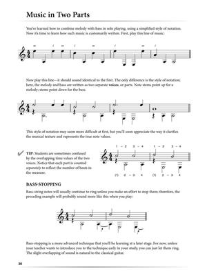 A Modern Approach To Classical Gtr Book 1: Guitar or Lute