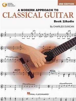 A Modern Approach To Classical Gtr Book 2: Guitar or Lute
