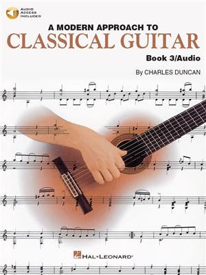 A Modern Approach To Classical Gtr Book 3: Guitar or Lute