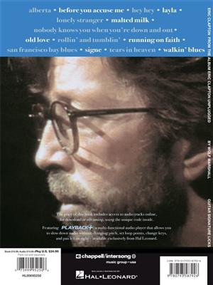 Eric Clapton: Eric Clapton From the Album Unplugged: Guitar or Lute