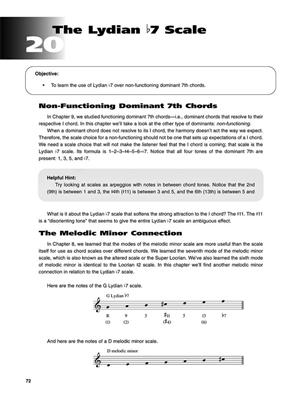 Introduction to Jazz Guitar Soloing: Guitar or Lute