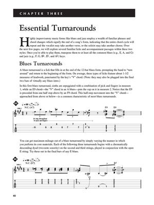 Intros, Endings and Turnarounds