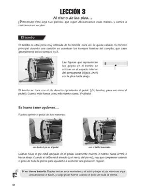 FastTrack - Bateria 1 (ESP): Drum Kit