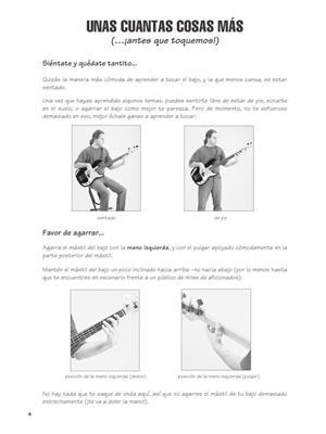 FastTrack - Bajo 1 (ESP): Bass Guitar
