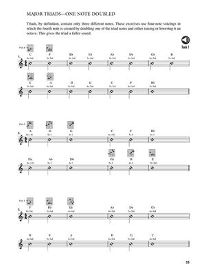 Chords for Jazz Guitar: Guitar or Lute