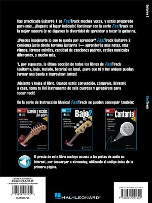 FastTrack - Guitarra 2 (ESP): Guitar