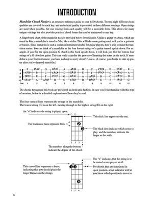 Mandolin Chord Finder (9 Inch. x 12 Inch. Edition): Banjo or Mandolin