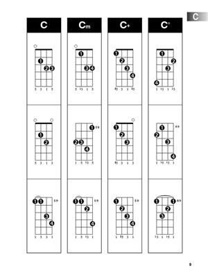 Mandolin Chord Finder (9 Inch. x 12 Inch. Edition): Banjo or Mandolin