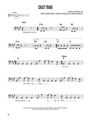 More Easy Pop Bass Lines: Bass Guitar