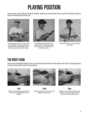 Hal Leonard Ukulele Method Book 1: Ukulele