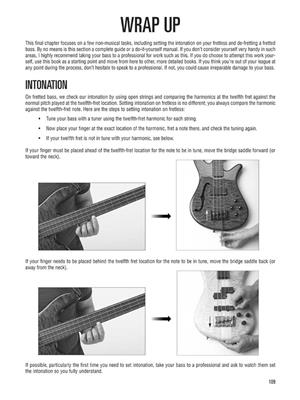 Fretless Bass : Bass Guitar