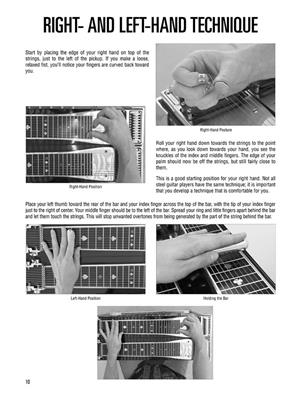Pedal Steel Guitar Method: Guitar or Lute