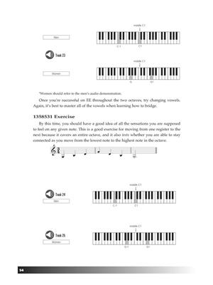 Advanced Vocal Technique Middle Voice