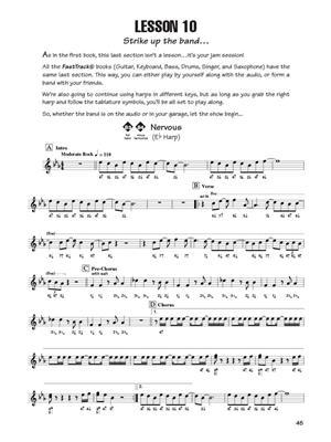 FastTrack - Harmonica Method 2: Harmonica