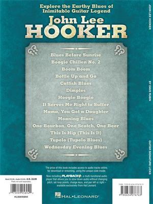 John Lee Hooker: John Lee Hooker: Guitar or Lute