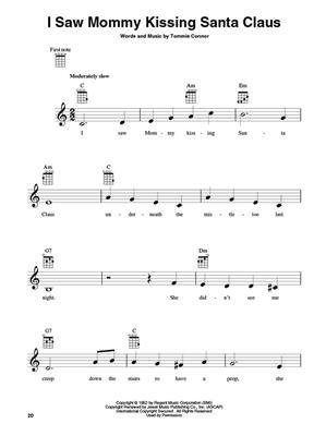 Christmas Songs for Ukulele: Ukulele