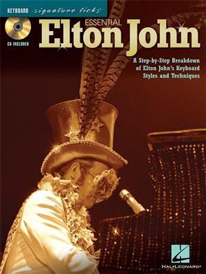 Elton John: Essential Elton John Keyboard Signature Licks: Keyboard