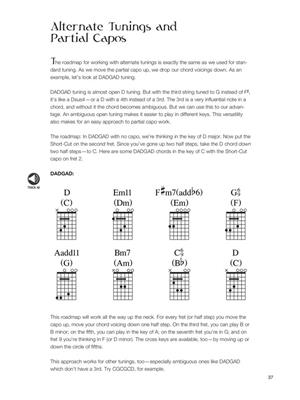 The Partial Capo: Guitar or Lute