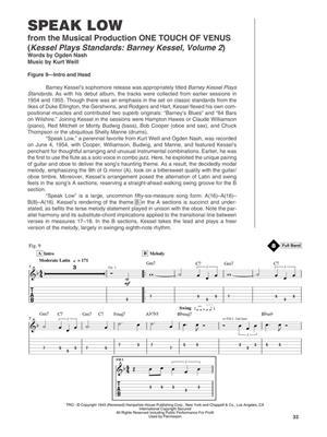 Barney Kessel: Barney Kessel - Signature Licks: Guitar or Lute