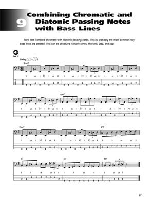 Creating Bass Lines From Chord Symbols