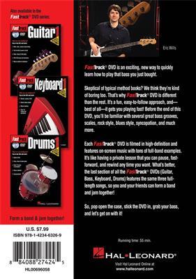 FastTrack - Bass Method 1 - DVD