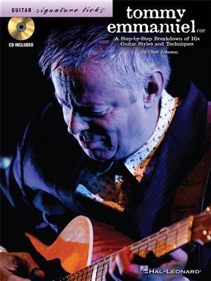 Tommy Emmanuel: Tommy Emmanuel: Guitar or Lute