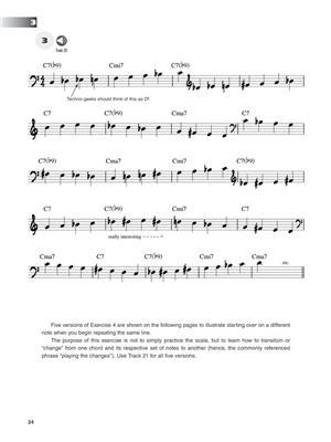 Jazz Bass Improvisation