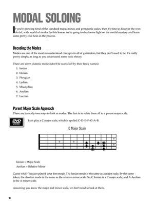 Fretboard Theory - At a Glance