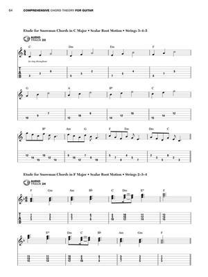 Douglas Baldwin: Comprehensive Chord Theory for Guitar